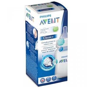 Biberon Classic+ Philips Avent 260 ml