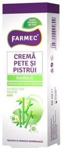 Crema Pete si Pistrui, Farmec, 50ml