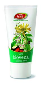 Gel Biovenal castane si arnica C29 50 ml