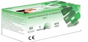 Masca faciala de uz medical