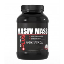 Masiv Mass, Natural Plus, ciocolata, 1kg