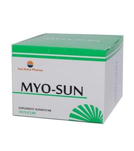 Myo-Sun Plus 30 plicuri Sun Wave Phama