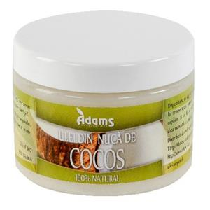 Ulei de Nuca de Cocos, Adams, 500ml