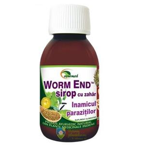 WORM END INAMICUL PARAZITILOR 100 ML